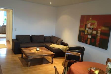 Gemütliche Wohnung mit Balkon - Duisburg - Wohnung