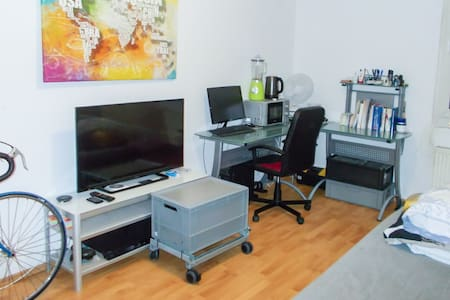 Studio Apartment in Beautiful Bonn - Bonn - Pis
