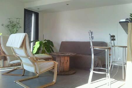 Superbe et paisible maison neuve de 90 m2 - Sillingy - Rumah