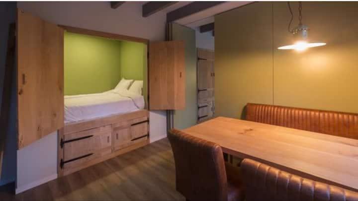 4 persoons hotelkamer Appelscha Friesland