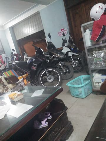 2 bedrooms in front of Tan Hoa Dong