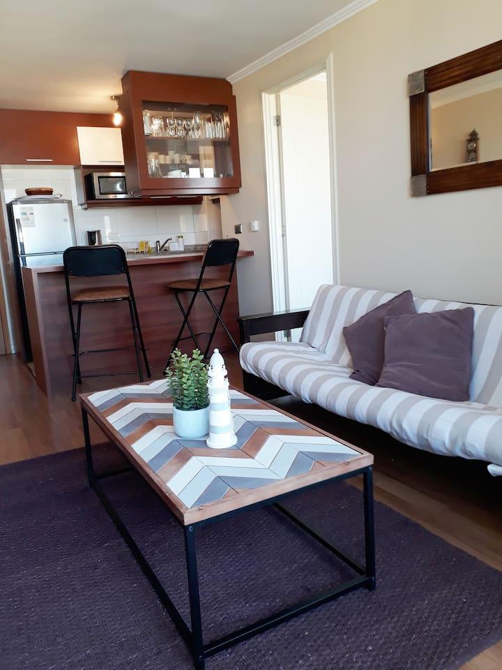 Living y sofa cama