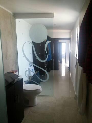 Apartamento amplio zona turística.. - México  - Loft