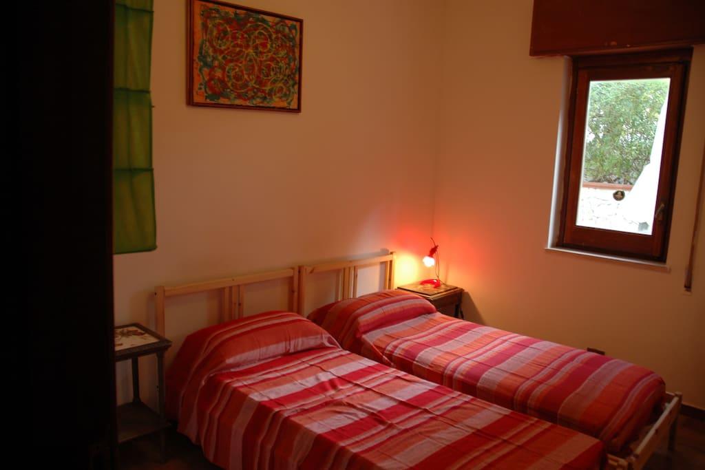 stanza matrimoniale o due letti