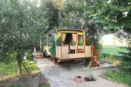 Vegawagen Psyche, een sprookje in Coevorden