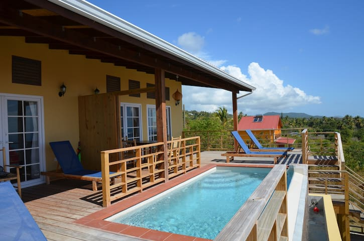 Kaye Coco - Great Island Escape - Choiseul - Villa