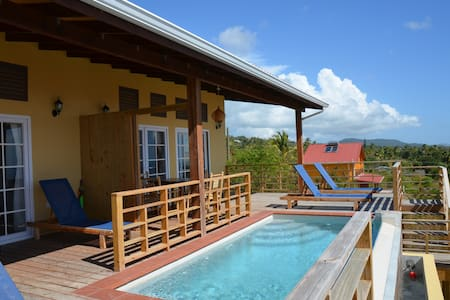 Kaye Coco - Great Island Escape - Choiseul - Villa