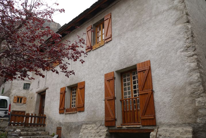 L'Erable mountain house - Saint-Dalmas-le-Selvage