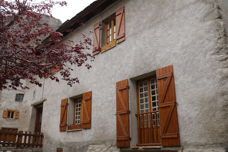 L'Erable mountain house - Saint-Dalmas-le-Selvage - Ev