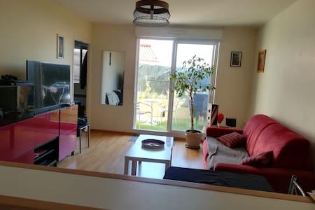 appartement T2  au RDC