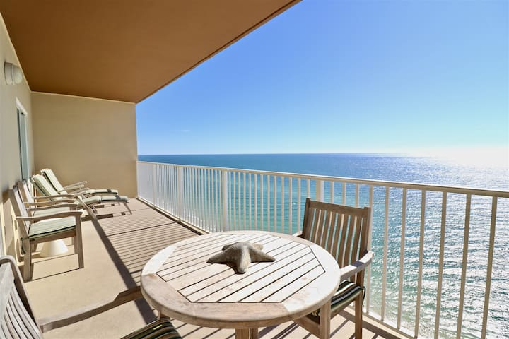 Crystal Shores West 1305 | Beach Front *****Amenities!!