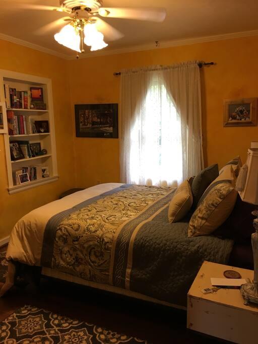 Guest Room 1 view from door