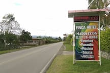 FINCA HOTEL MARRUECOS