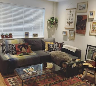 Cozy eco friendly little flat in Brockley - 伦敦 - 公寓