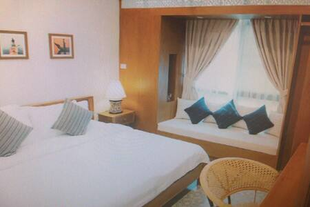 2A peaceful bedroom - Pasig - Daire