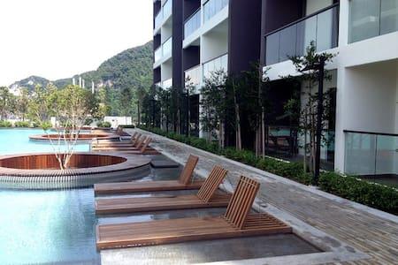 Affordable Resort-like studio in Kuala Lumpur - Batu-luolat