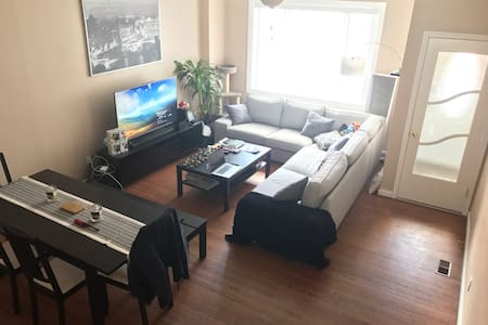 Newbold/Point Breeze Row home - Филадельфия - Дом