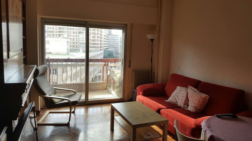 Comfortable sofa and two couches in Reina Victoria - Madrid - Dorm