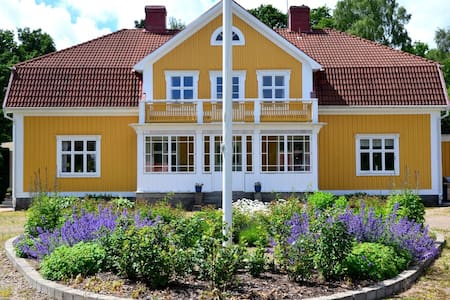 Charming parsonage in beautiful Småland