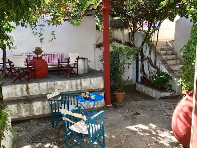 Traditional cozy house in Leonidio
