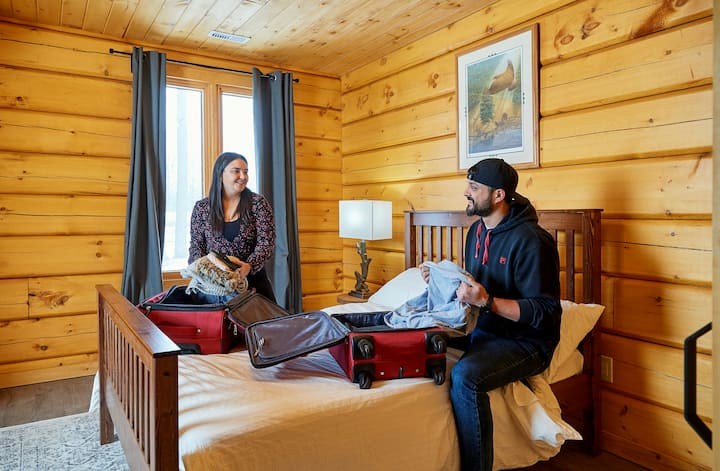Luxury Grand Cabin