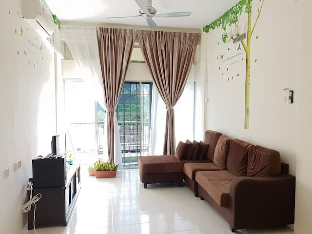 Lovely Swan 3 bedrooms apartment near LostWorld