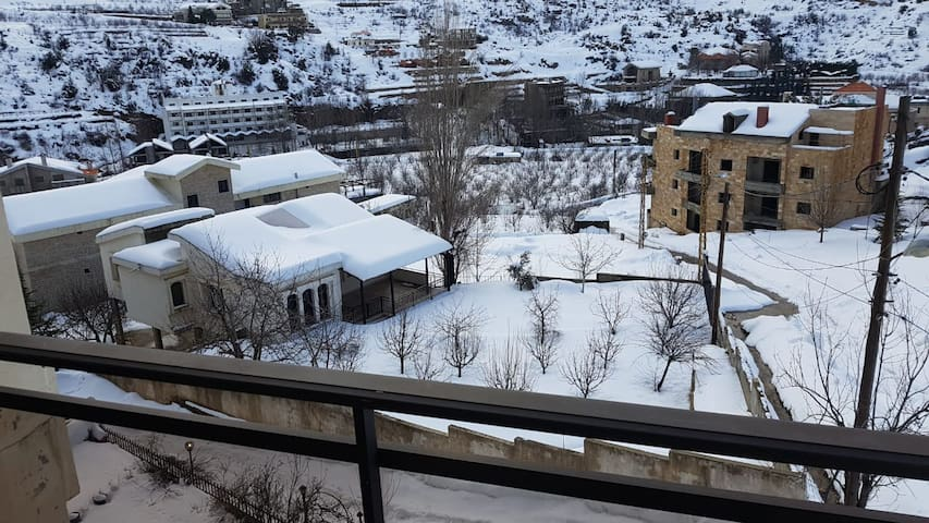Faraya cozy appartment