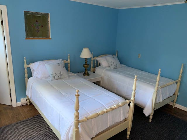 The Blue Room-Spare bedroom