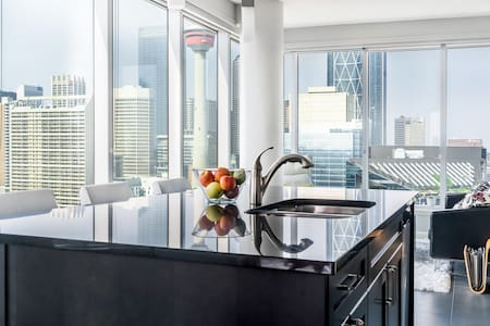 Beautiful 2BD,2BA Downtown Condo- central Location