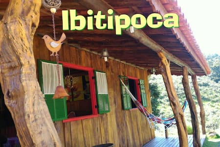 Bungalow in Ibitipoca - Liebenhaus