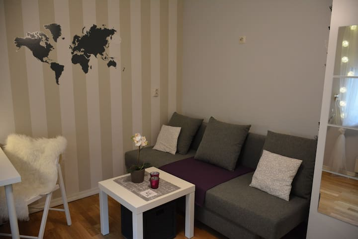Very central, cosy room, in Oslo!
