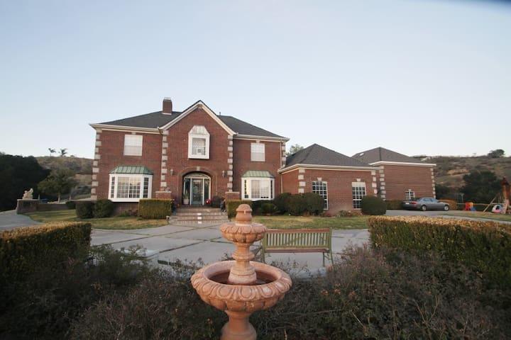 Oak Meadow Ranch, Guest House