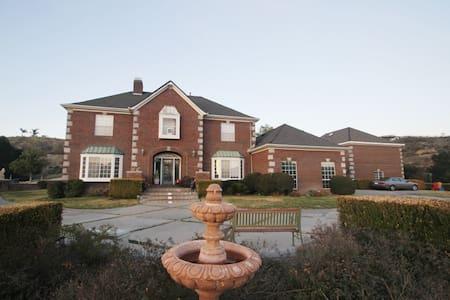 Oak Meadow Estate, Guest House - Santa Clarita - Domek gościnny