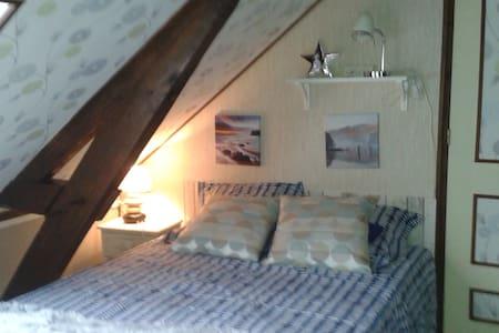 chambre chez l'habitant 25 m2 - Bourgueil - Dům