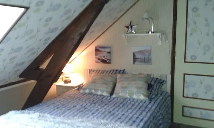 chambre chez l'habitant 25 m2