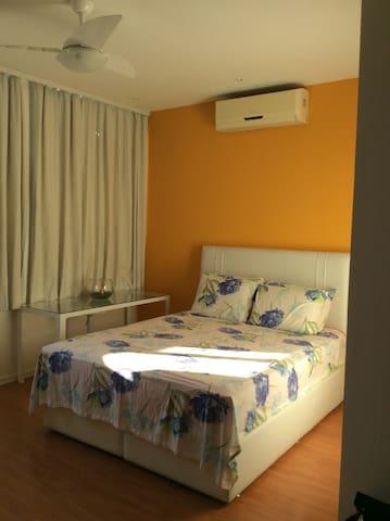 Apartamento em praia de copacabana