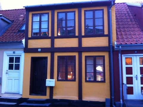 Hyggeligt hus i Stege