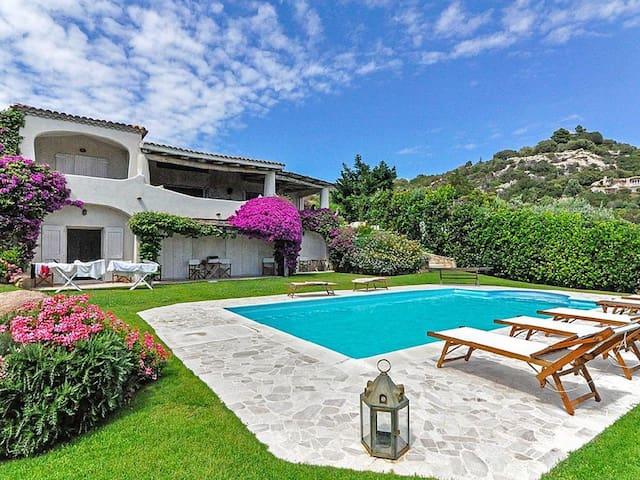 Mediterranean Sea View Villa fo 12 Guests - Abbiadori