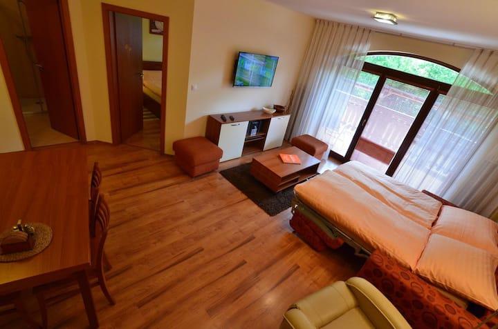Luxusný apartmán na Taloch