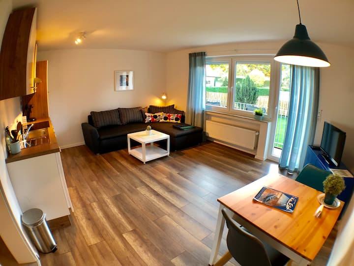 Auszeit-Eifel 60qm Appartement Nr.1