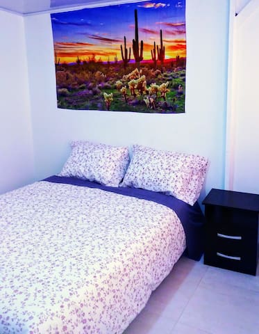 APARTMENT: 2 BEDROOMS, NICE, SAFE