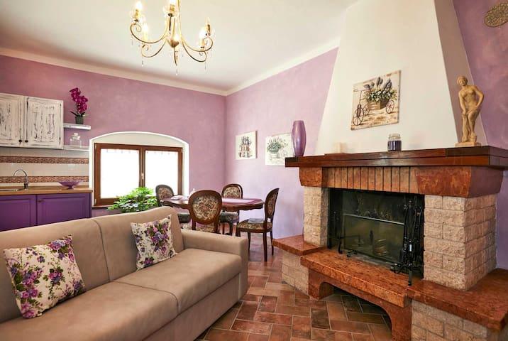 Romantico appartamento vicino alle Terme  Saturnia