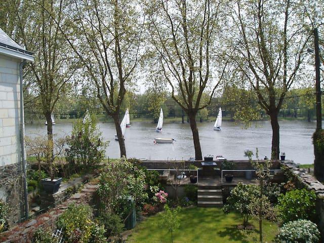 Bord de rivière et proche centre - Angers