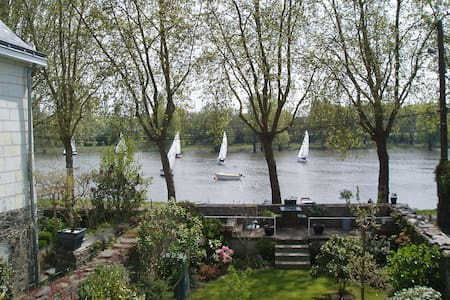 Bord de rivière et proche centre - Angers - Hus