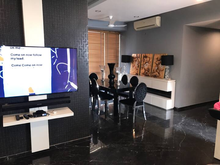 Luxury Modern 3 bedroom Apartment.