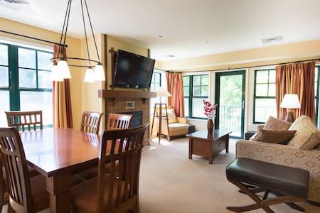 2 Bedroom Hotel Suite at  Mountain Creek Resort