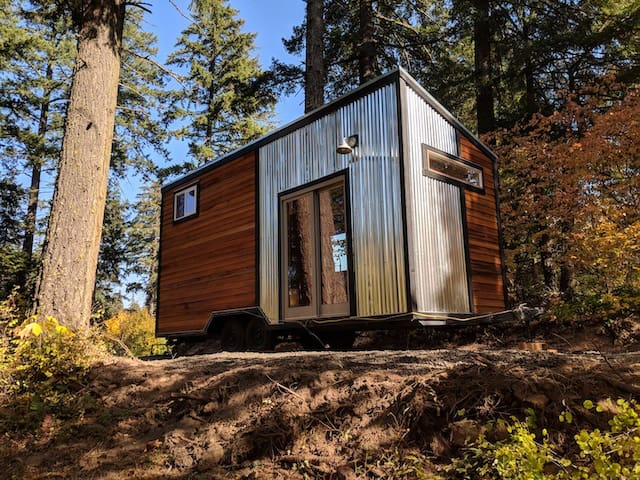 Blue #20, Tiny Home for Big Gorge Living