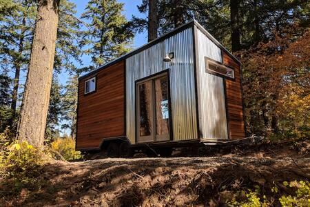 Blue #20, Tiny Home for Big Gorge Living
