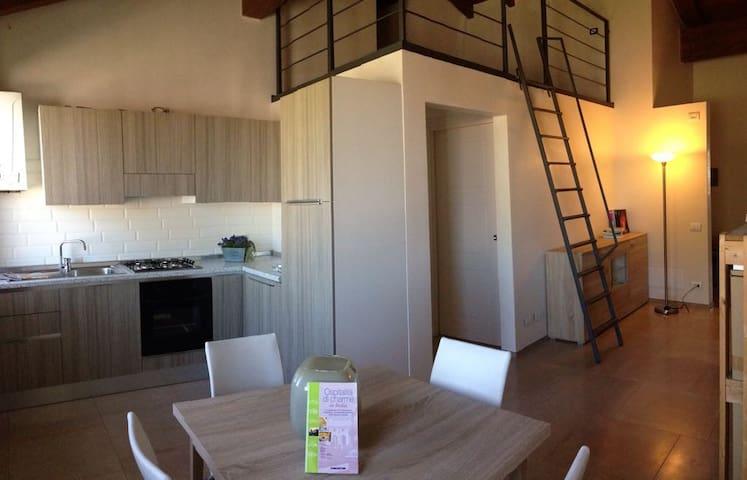 Grazioso loft alle porte di Rovigo e Adria - Villadose - Appartement