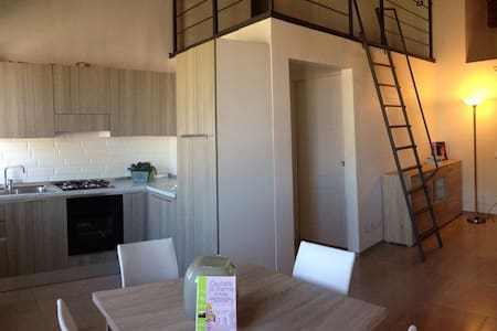 Grazioso loft alle porte di Rovigo e Adria - Villadose - Leilighet